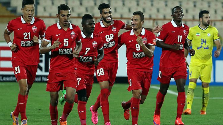 الأهلي يكمل مربع دوري الأبطال بفوزه على نفط طهران