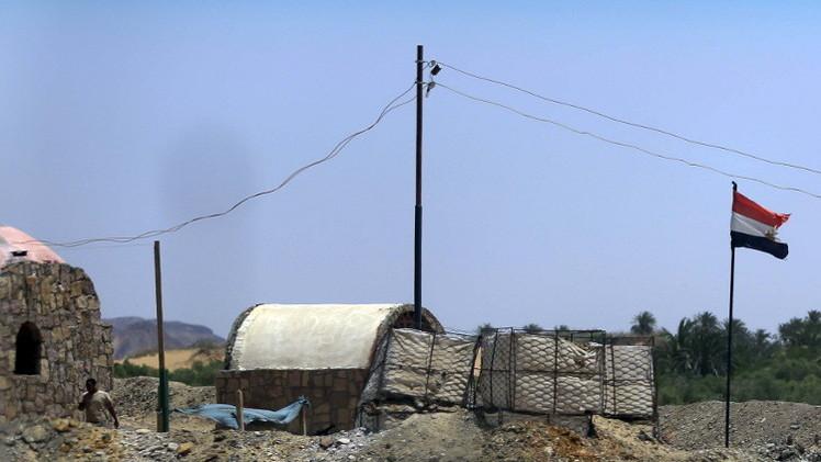 مقتل 6 مسلحين شمال سيناء وضابط بالعريش