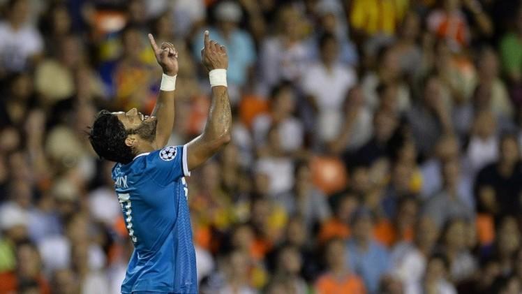 بداية مثالية لزينيت في دوري الأبطال وبرشلونة يكتفي بالتعادل أمام روما