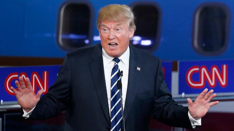 دونالد ترامب: انتخبوني لرئاسة أمريكا وسأتفاهم مع بوتين