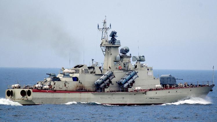 زورق الصواريخ الروسي