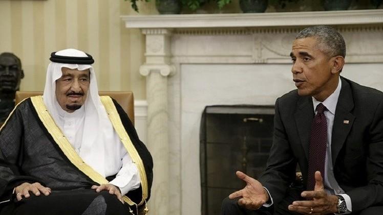 العاهل السعودي والرئيس الأمريكي يؤكدان ضرورة إحياء التفاوض حول اليمن