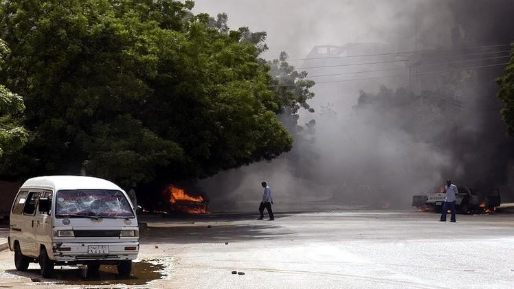 150 قتيلا حصيلة انفجار صهريج نفط جنوب السودان