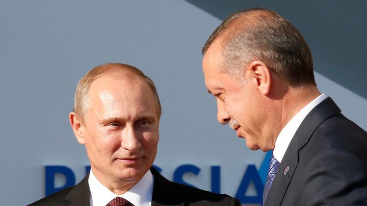 أردوغان إلى روسيا الأسبوع المقبل للمشاركة في افتتاح جامع موسكو ولقاء بوتين