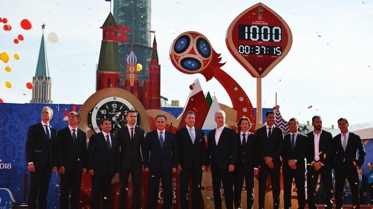 بدء العد التنازلي لمونديال روسيا 2018 ... 1000 يوم حتى انطلاقه