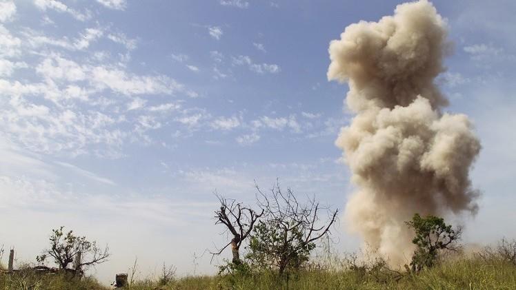 21 قتيلا بقصف جوي بدرعا والجيش السوري يسترد مواقع بالزبداني