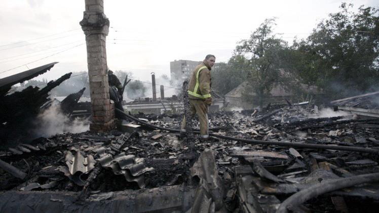 الأمم المتحدة: مقتل 8 آلاف في النزاع بشرق أوكرانيا