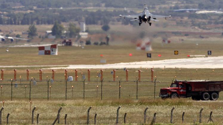 طائرات تركية تقصف مسلحي حزب العمال شمالي العراق