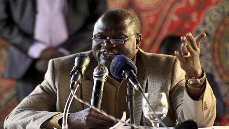 زعيم متمردي جنوب السودان سيعود إلى جوبا
