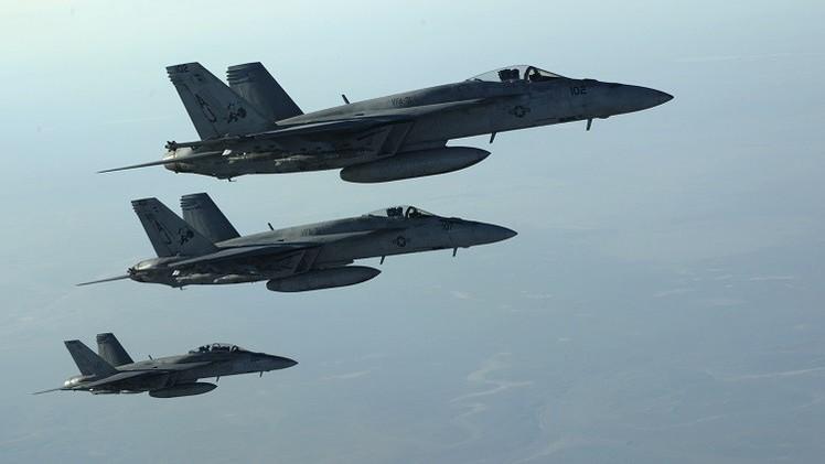 واشنطن وأسرار عام من الغارات الجوية على داعش