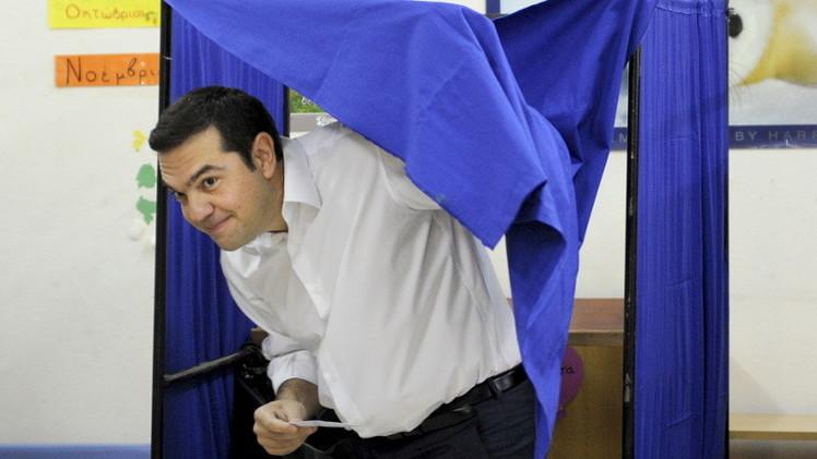اليونان.. تسيبراس يؤدي اليمين الدستورية