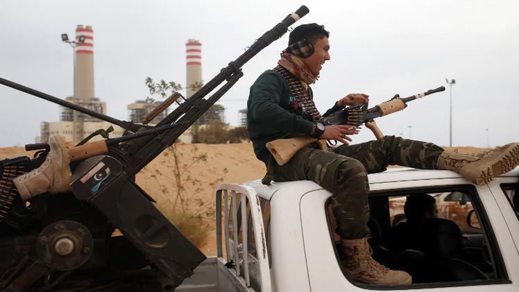 الجزائر تدين التصعيد الأمني في ليبيا وتدعو إلى وقف العنف