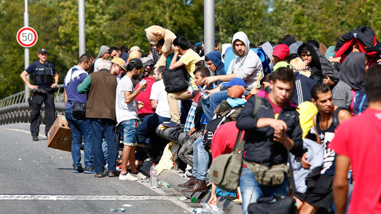 اللجوء إلى أوروبا يدخل خريفه