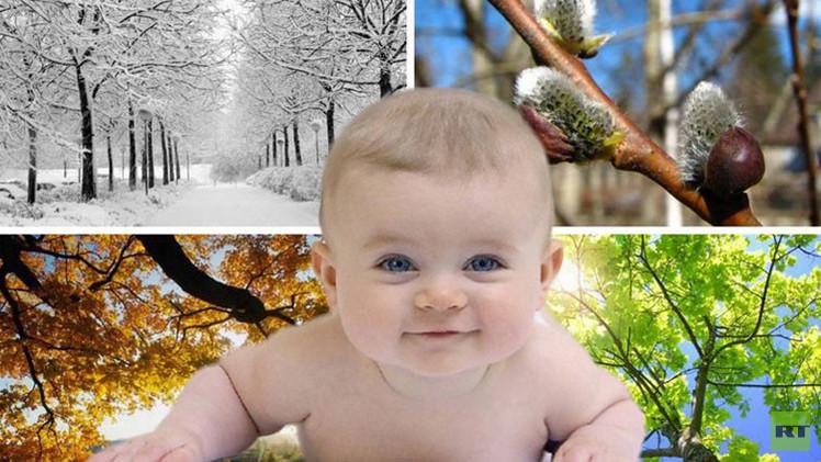 تاريخ ولادة الشخص يؤثر في صفاته
