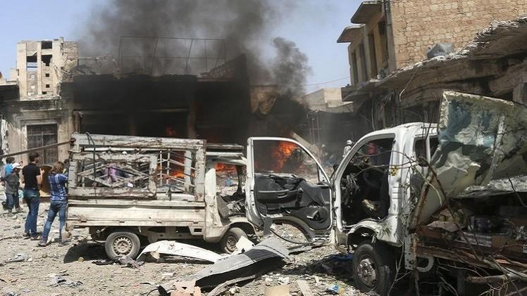 سوريا.. مقتل 4 أشخاص بتفجير سيارتين مفخختين في ريف الحسكة
