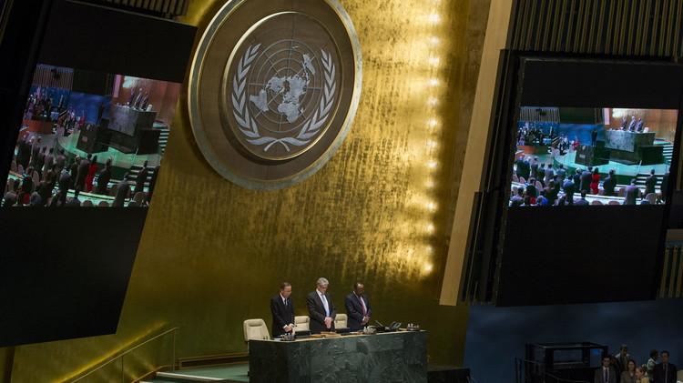 أعين غربية تترقب بوتين على المنصة الأممية