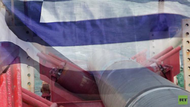 حكومة اليونان الجديدة تلتزم بمشروع الغاز