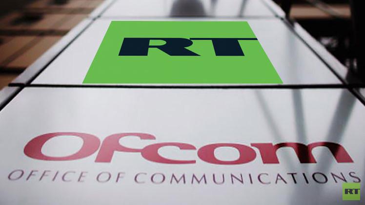 قناة RT تعرب عن خيبة أملها من قرار هيئة