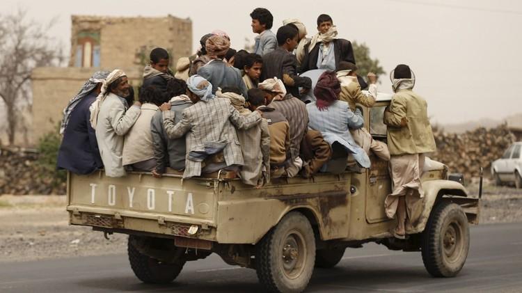 تبادل أسرى بين الحوثيين والمقاومة الجنوبية في اليمن
