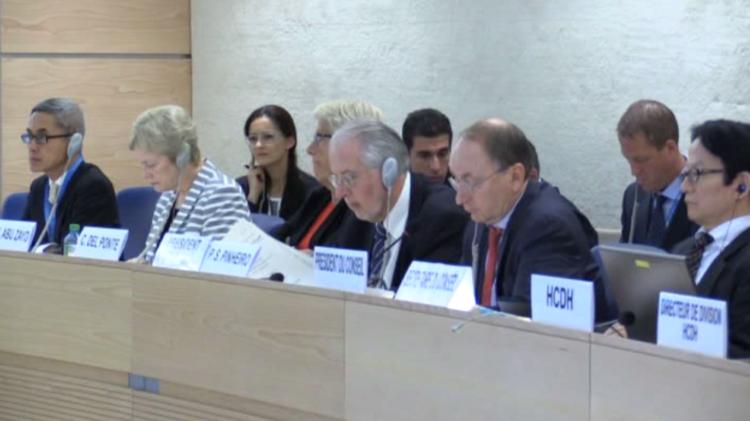 لجنة تقصي الحقائق الخاصة بسوريا توزع الاتهامات في 3 اتجاهات