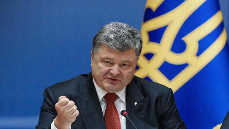 بوروشينكو: محاصرة القرم غذائيا ستعجل في عودتها إلى حضن أوكرانيا