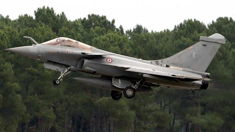 من الإمارات.. باريس تتحرى نتائج استطلاع طائراتها أجواء سوريا