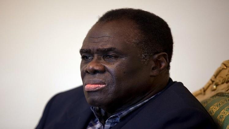 السفارة الفرنسية تستقبل الرئيس الانتقالي لبوركينا فاسو