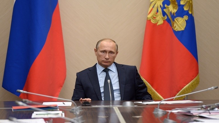 بوتين: من الضروري الحد من اعتماد الاقتصاد الروسي على أسعار النفط