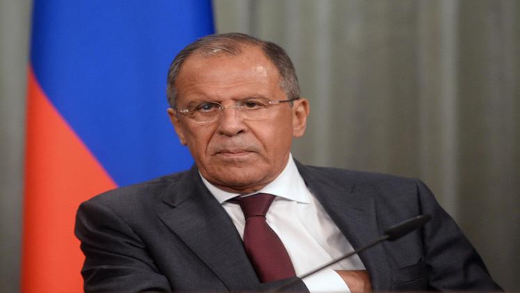 لافروف يدعو الاتحاد الأوروبي لحمل أوكرانيا على تنفيذ اتفاقيات مينسك