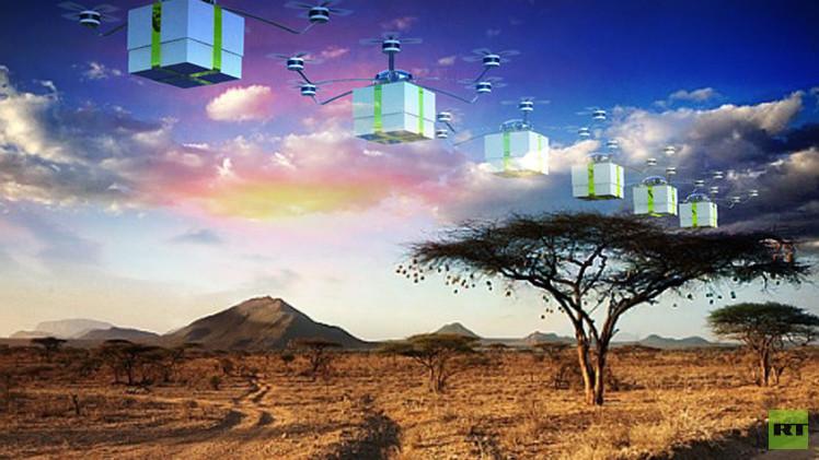 مهندس يقترح إنشاء مطار للطائرات بدون طيار في إفريقيا