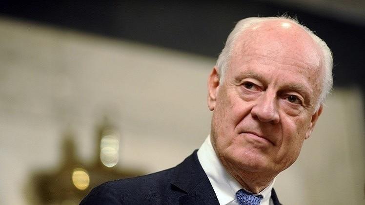 الأمم المتحدة تعين رؤساء أربع مجموعات عمل بشأن سوريا
