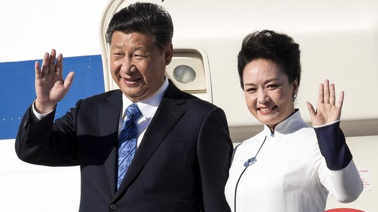 الرئيس الصيني في واشنطن سعيا لنمط جديد من العلاقة معها