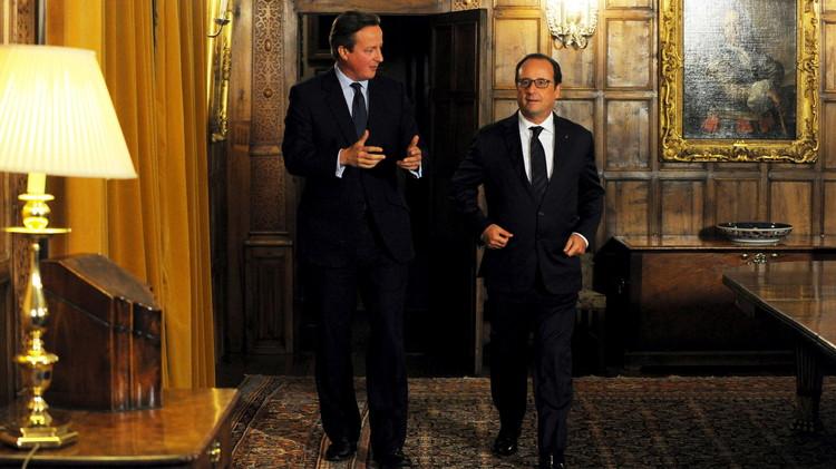 باريس ولندن نحو تفعيل العملية السياسية في سوريا للرد على أزمة اللاجئين