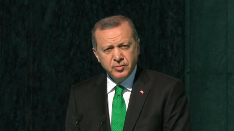 أردوغان يقتبس من تولستوي أثناء كلمته في افتتاح المسجد الكبير بموسكو