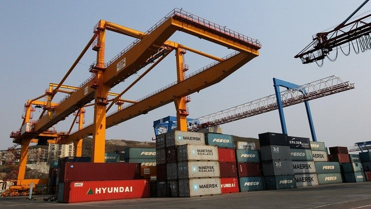 تراجع واردات روسيا بنحو 39% في ثمانية أشهر