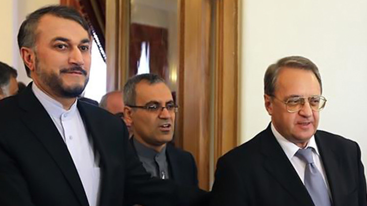 روسيا وإيران تتفقان على