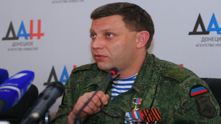 رئيس دونيتسك: إذا سعت كييف للانضمام إلى الناتو سننسحب من اتفاقات مينسك
