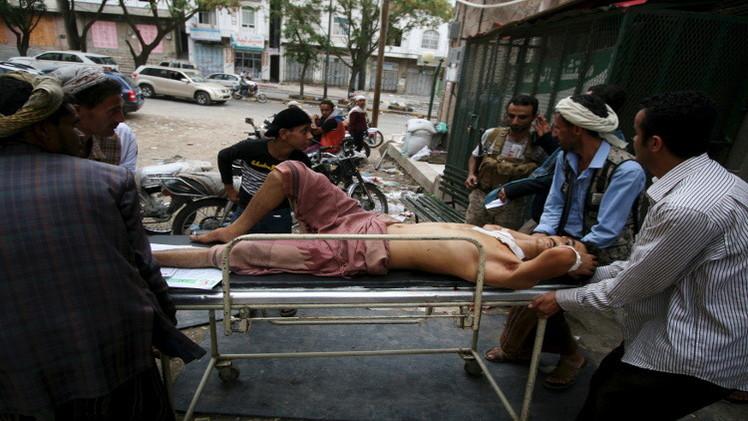 اليمن.. مقتل عشرات الحوثيين والمدنيين في قصف للتحالف العربي
