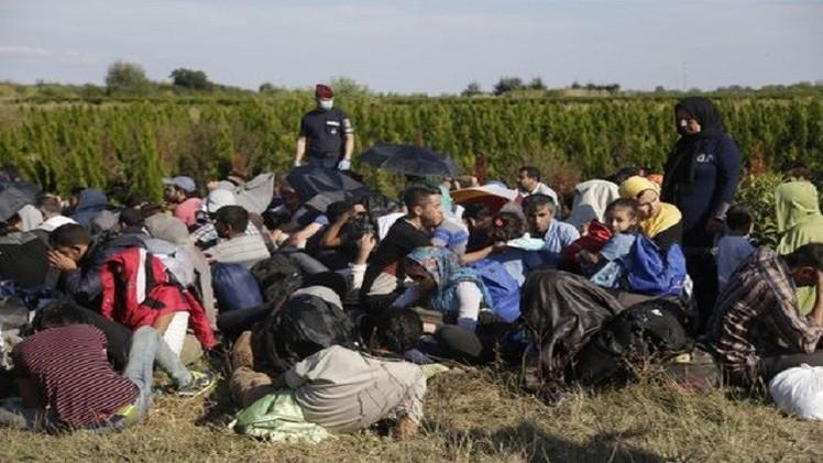الاتحاد الأوروبي: مليار يورو للاجئي سوريا