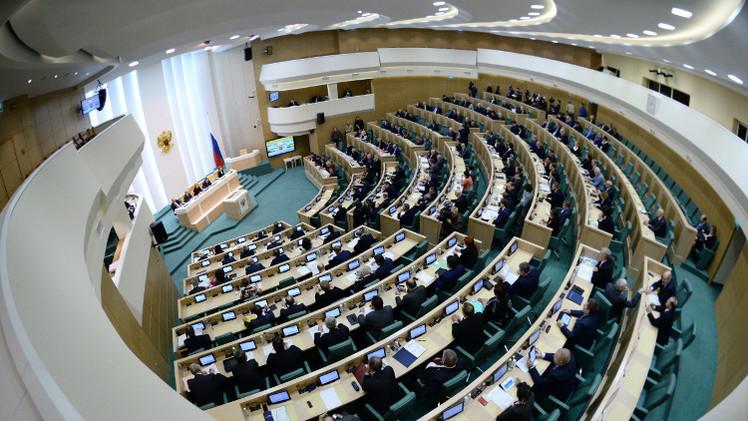 مجلس الاتحاد الروسي: لم نبحث طلبا رئاسيا حول استخدام قوات روسية في سوريا