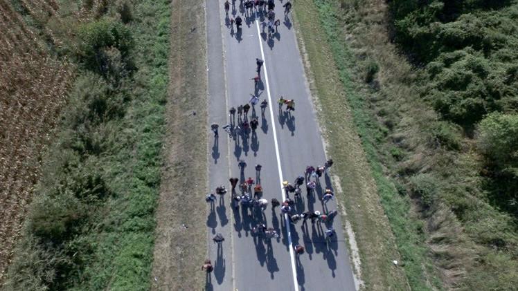 الخارجية الروسية: القرار الأوروبي بتوزيع اللاجئين لا ينهي مشكلة اللجوء