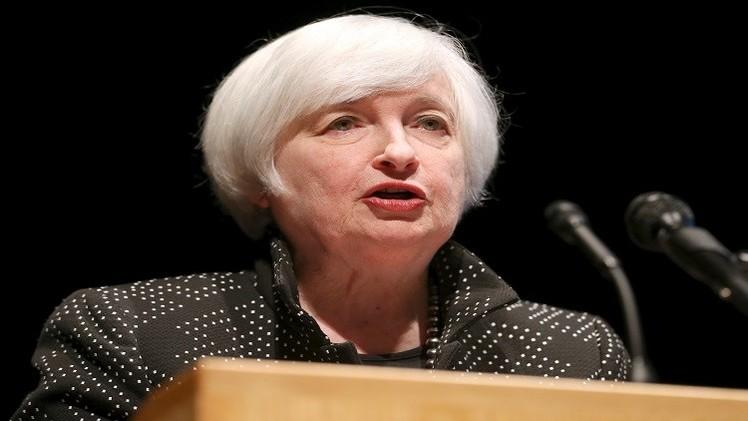 الفيدرالي الأمريكي يرجح رفع سعر الفائدة قبل نهاية 2015