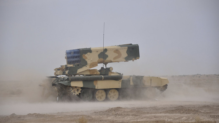 صحيفة أمريكية تنشر تصنيفاً لأخطر الأسلحة الروسية على