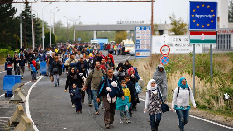 موسكو: تكرار أزمة اللاجئين الأوروبية في روسيا سيناريو