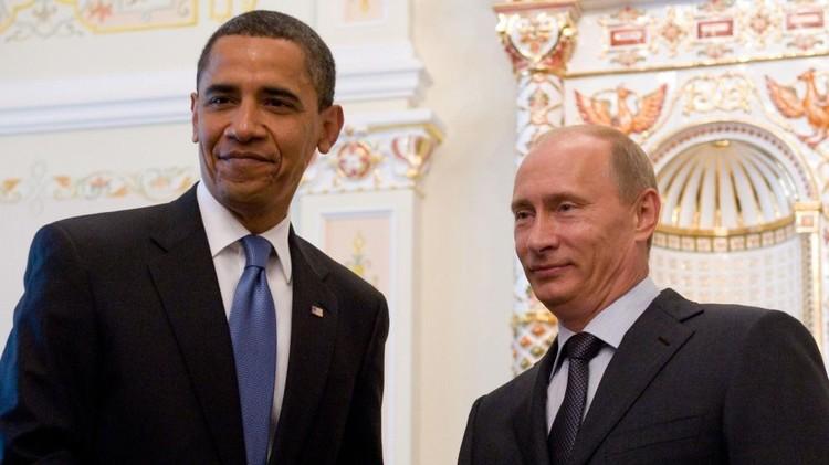 علام يتفق بوتين وأوباما: سوريا، القرم،