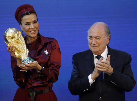 رسميا .. الفيفا يحدد موعد مونديال قطر  2022