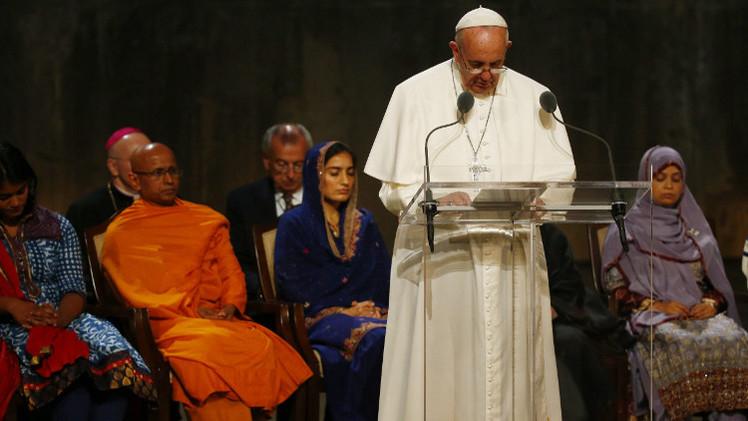 بابا الفاتيكان: حياة الأشخاص في مناطق الصراع أهم من كل المصالح الشرعية