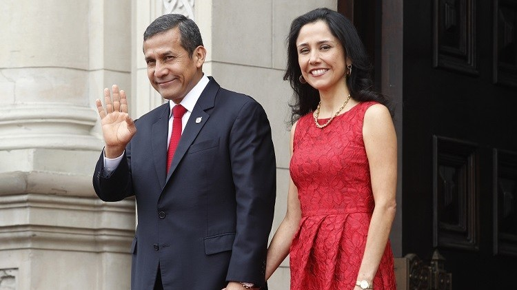 بيرو.. التحقيق مع السيدة الأولى بتهمة غسيل الأموال