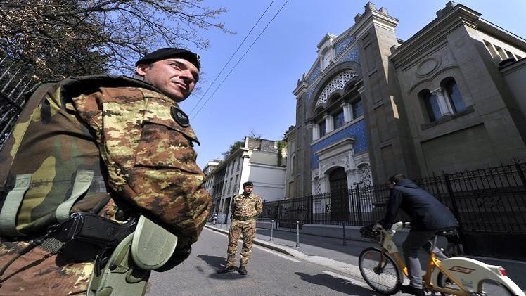 مسؤول أمني إيطالي: 87 مقاتلا أجنبيا يرتبطون ببلادنا