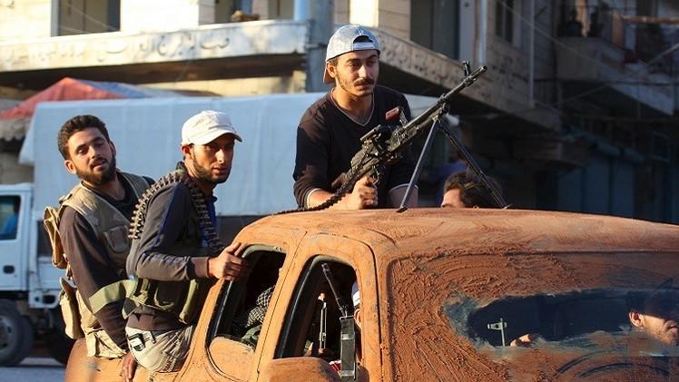 ماذا وراء فشل برنامج التدريب الأمريكي للمعارضة السورية المسلحة؟